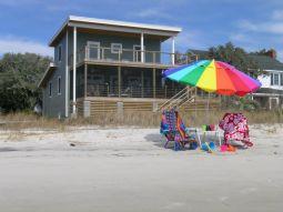 Devon Tolson Architecture Shearin Beach House