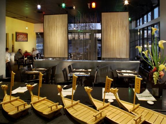Champa Sushi Thai Restaurant